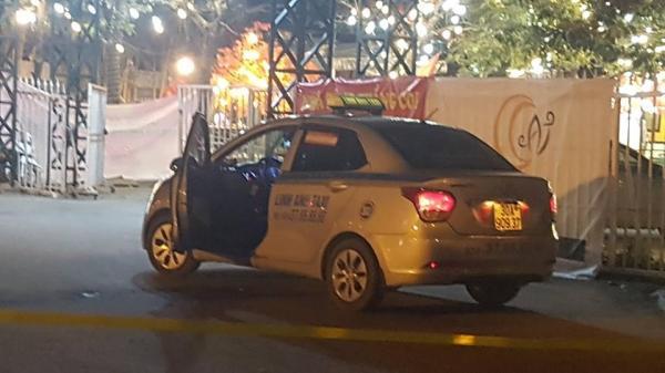 Xác định danh tính lái xe taxi t.ử v.ong tại khu vực sân vận động Mỹ Đình