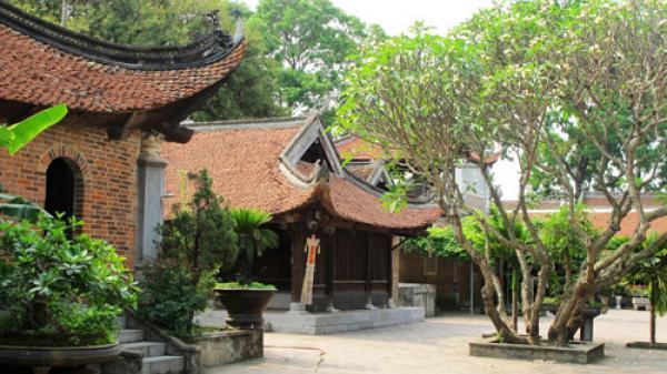 Các điểm du lịch tâm linh ở Bắc Giang thu hút du khách