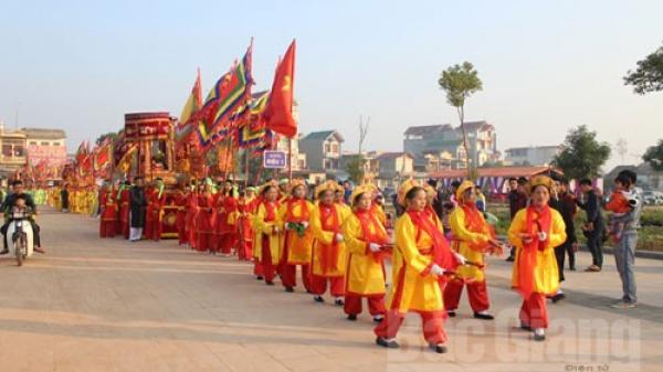 6 lễ hội nổi tiếng không thể bỏ qua ở Bắc Giang