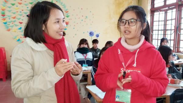 Cô giáo Hưng Yên lọt top 50 giáo viên toàn cầu năm 2019