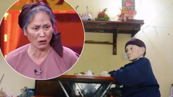 """Gặp lại cụ bà 103 tuổi """"không được dân bầu hộ nghèo"""" trên sóng Táo Quân 2019: Tôi đã mãn nguyện rồi!"""