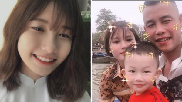 """Con gái lớn 15 tuổi của Hiệp Gà ở Hưng Yên cao gần 1m70, nhan sắc xinh xắn """"ăn đứt"""" bố mẹ"""