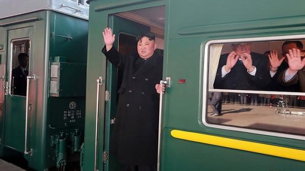 Vì sao đoàn tàu bọc thép chở ông Kim Jong Un chỉ dừng ở Lạng Sơn mà không tới Hà Nội?