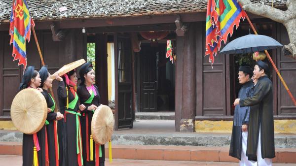 """Lễ hội Thổ Hà (Bắc Giang) - """"Di .sản văn hoá phi vật thể cấp quốc gia"""""""