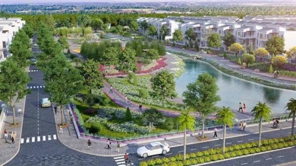 Shophouse New City Phố Nối (Hưng Yên) tăng giá nhờ 'cú hích hạ tầng'