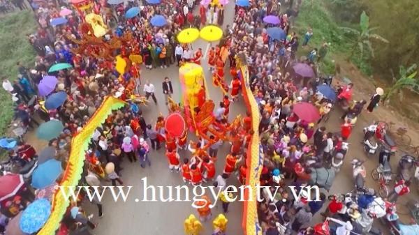 Hưng Yên: Chuẩn bị Khai hội Chử Đồng Tử - Tiên Dung vào ngày 10 tháng 2 âm lịch