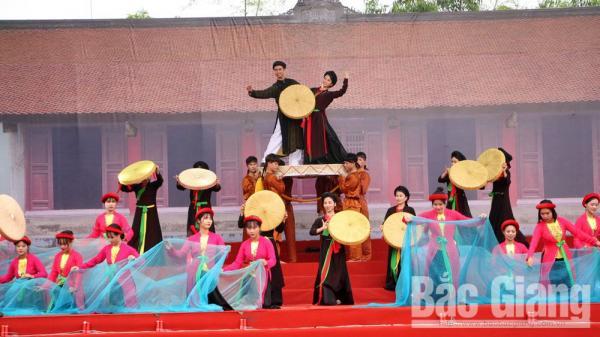 Khai hội chùa Bổ Đà (Bắc Giang) và đón nhận xác lập KỶ LỤC thế giới