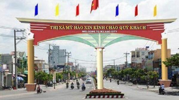 THÔNG BÁO: Quyết định thành lập thị xã Mỹ Hào (Hưng Yên)