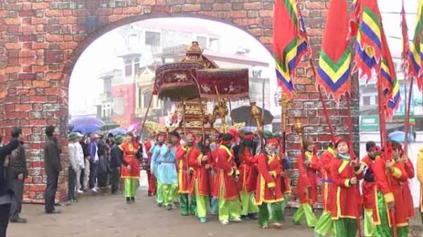 Lễ hội chiến thắng Xương Giang