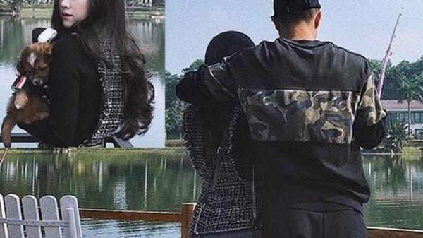 Hà Đức Chinh lần đầu công khai bạn gái là hot girl Bắc Giang
