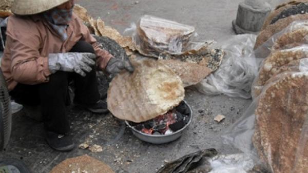 Đến Bắc Giang nhớ mãi hương vị bánh đa kế