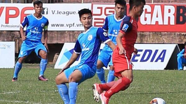 CLB Phố Hiến thắng CLB Đăk Lăk 2-1 tại vòng 2 giải hạng Nhất quốc gia 2019