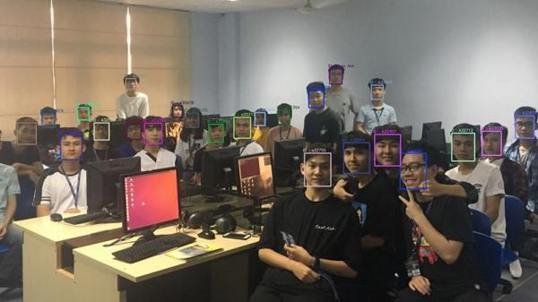Đại học đầu tiên ở Hà Nội điểm danh bằng nhận diện khuôn mặt, cúp học chỉ còn là giấc mơ!