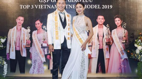 Chàng trai Hưng Yên lọt top 3 Vietnam Fitness Model 2019 mong muốn truyền cảm hứng Fitness cho giới trẻ
