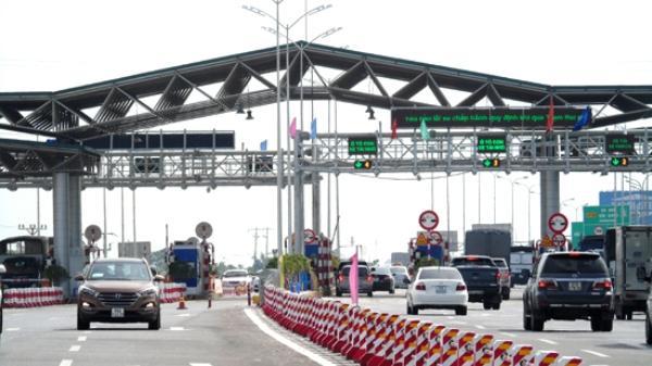Chấm dứt thu phí thủ công tại trạm BOT Hà Nội - Bắc Giang