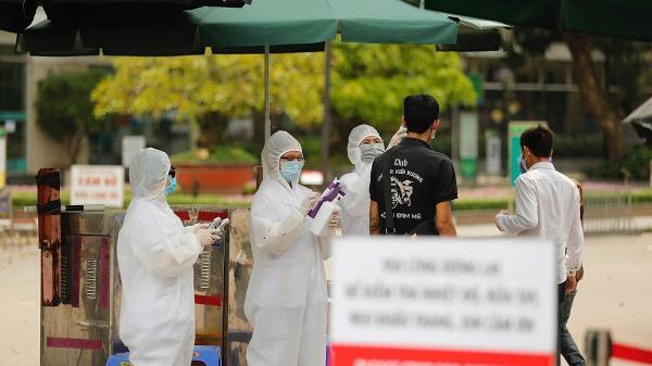 Thêm 10 ca nhiễm COVID-19 trong đó có nhiều ca liên quan đến BV Bạch Mai và quán bar Buddha