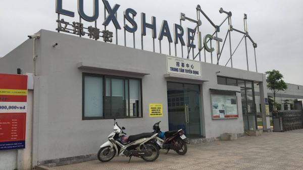 VIỆC HOT TẠI BẮC GIANG: Công ty Luxshare –ICT Việt Nam thông báo tuyển dụng