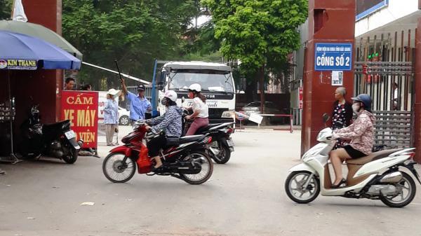 Không còn tình trạng giả danh bảo vệ, tự ý cấm xe vào Bệnh viện Đa khoa tỉnh Bắc Giang