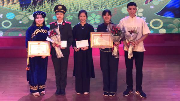 5 học sinh, sinh viên dân tộc thiểu số Bắc Giang xuất sắc được tuyên dương toàn quốc