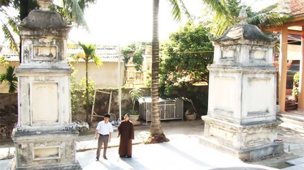 Chùa Đống Nghiêm ở Bắc Giang được xếp hạng di tích lịch sử, nghệ thuật quốc gia