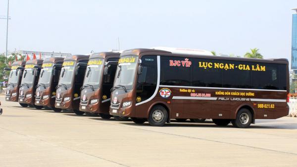 Bắc Giang: Sắp có tuyến xe khách Lục Ngạn - Gia Lâm hạng VIP, cứ 60 phút lại có 1 chuyến