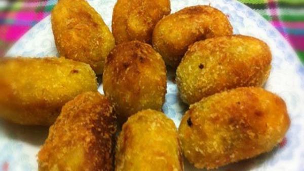 5 món bánh dân dã của Bắc Kạn