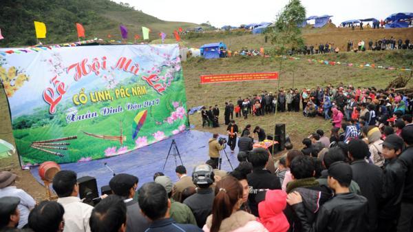 Rộn ràng lễ hội Mù Là của đồng bào dân tộc Mông Bắc Kạn