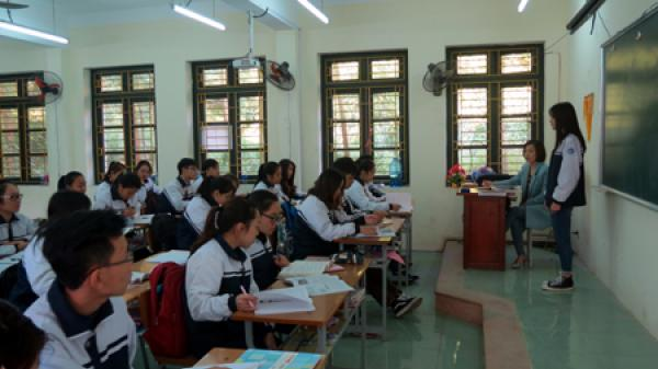 Chuẩn bị cho kỳ thi tốt nghiệp THPT năm 2017