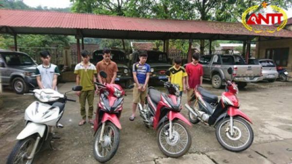 Bắc Kạn: Học sinh THPT tham gia băng nhóm gây ra 33 vụ trộm cắp táo tợn