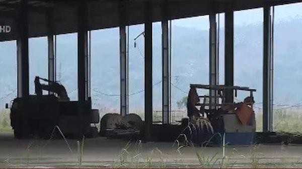 Bắc Kạn: Tình trạng lãng phí tại khu công nghiệp bỏ hoang