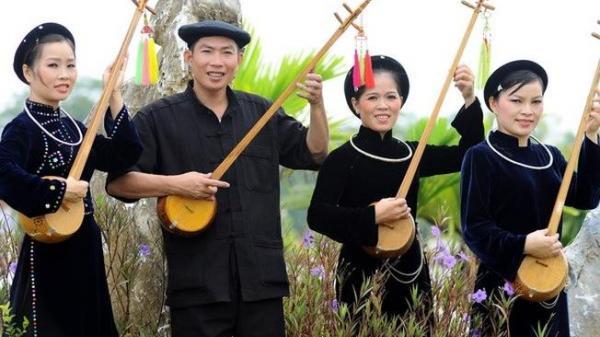 Độc đáo trang phục truyền thống của người Tày ở Bắc Kạn