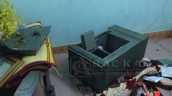 Cảnh giác trước thủ đoạn trộm cắp tài sản bằng cách phá két sắt