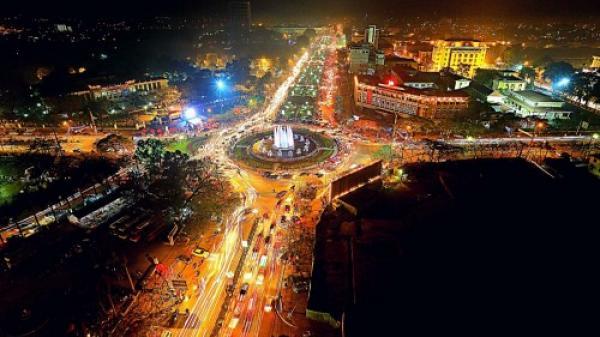 Thái Nguyên: Dành thêm 10 tỷ đồng chỉnh trang ánh sáng thành phố