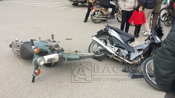 Bắc Kạn: Hoảng hồn vụ tai nạn giao thông gây hậu quả nghiêm trọng