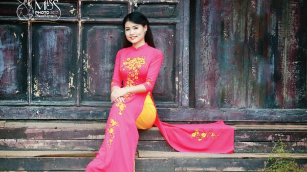 Thí sinh Miss Photo 2017 đến từ Bắc Kạn - Lý Thị Hiếu