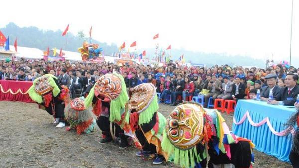 Bắc Kạn: Lễ hội Lồng Tồng Phủ Thông khai mạc đúng lịch xưa