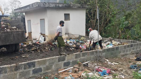 Bắc Kạn: Bức xúc chuyện thu gom rác thải