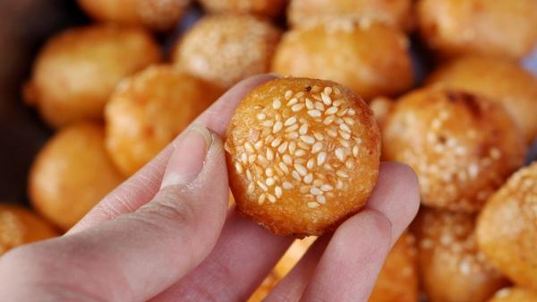 Các loại bánh của người Dao đỏ