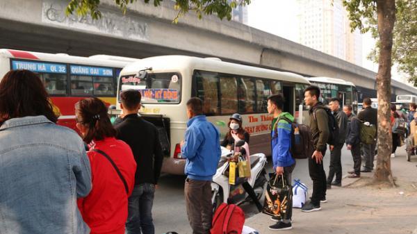 Điều chỉnh hành trình hoạt động của tuyến vận tải hành khách Bắc Kạn - Hà Nội và các tuyến vận tải liên tỉnh khác