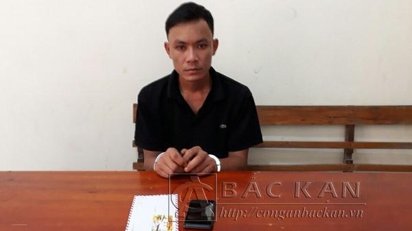 Công an huyện Ba Bể: Bắt 2 đối tượng phạm tội về ma túy