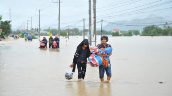 Cảnh báo lũ, sạt lở đất ở các tỉnh phía Bắc sau mưa lớn