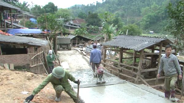 Bắc Kạn: Huyện Bạch Thông được giao hơn 12,7 tỷ đồng để xây dựng nông thôn mới