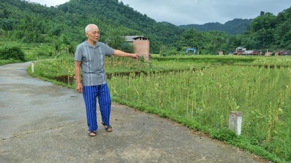 Bắc Kạn: Người dân Hương Nê hiến đất xây dựng đường giao thông