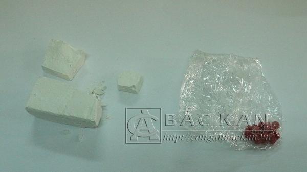 Bắc Kạn: Bắt đối tượng tàng trữ trái phép trên 40g ma túy