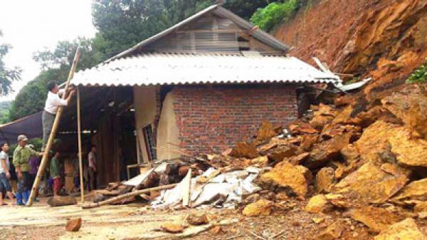 Chợ Đồn: Ảnh hưởng nặng nề do mưa lũ
