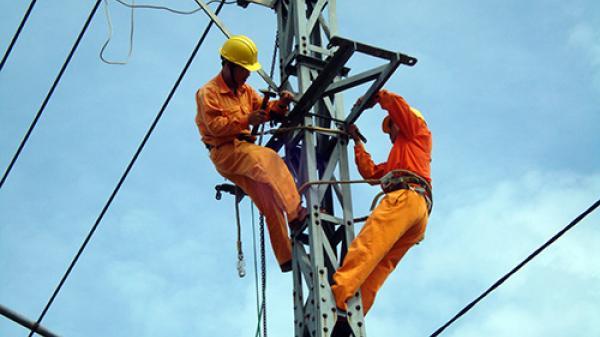 Thông Báo: Lịch cúp điện An Giang từ ngày 09/5 đến ngày 13/5