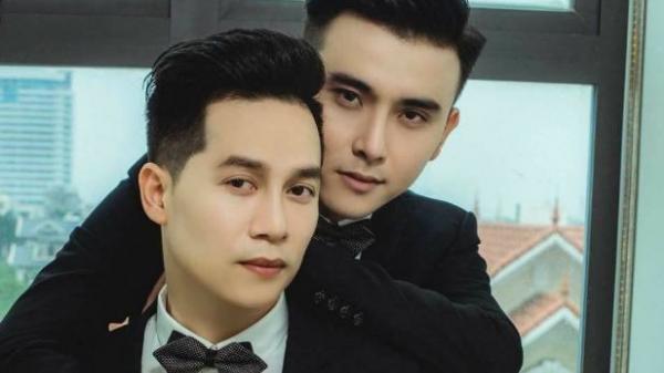 Đám cưới đồng tính nam khiến cư dân mạng sôi sục vì cặp đôi có vẻ ngoài quá chất