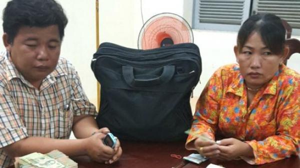 An Giang: 3ngày bắt 2 vụ vận chuyển tiền và hàng hóa trái phép qua biên giới