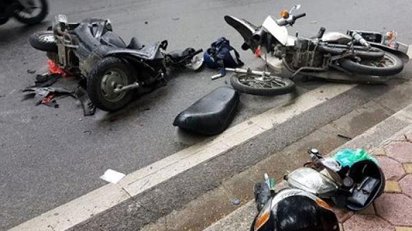 Đồng Tháp: Tai n.ạn giao thông kinh hoàng làm 3 người ch.ết, 2 người bị thương