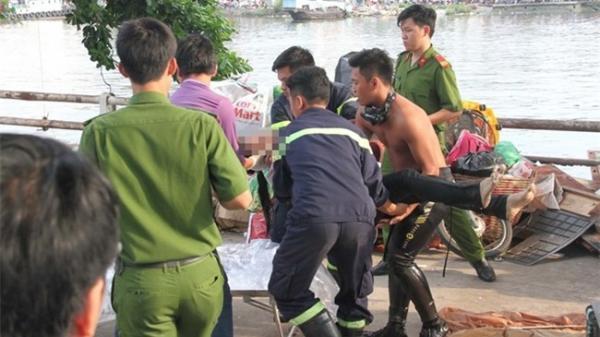 Miền Tây: Dìm chê't bạn gái dưới ao vì ngăn đi Sài Gòn không được